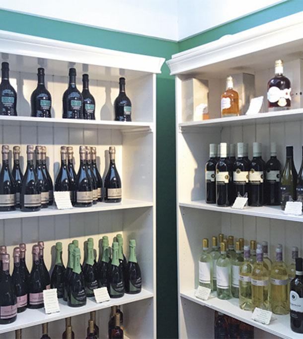 Italienische Weine & Spirituosen